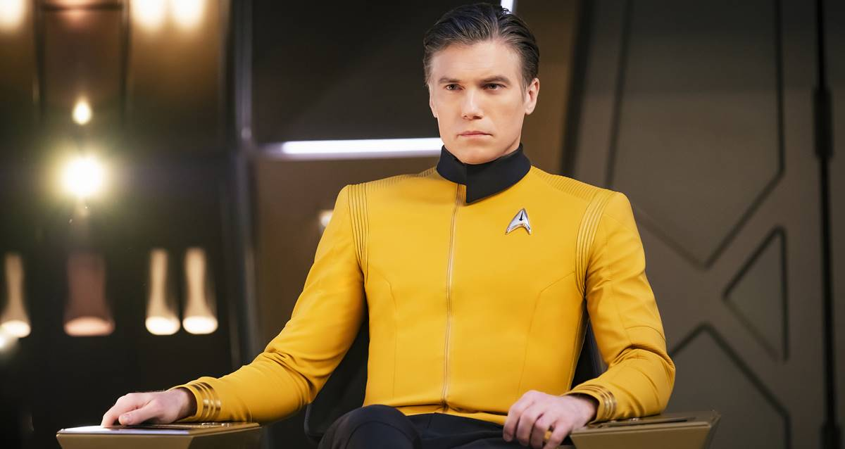 Star Trek Kaptan Pike