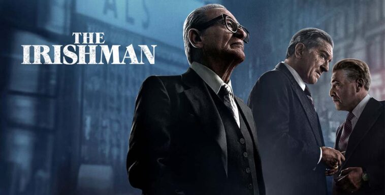 the irishman belgeseli netflix