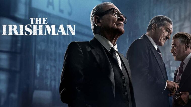the irishman belgeseli netflix
