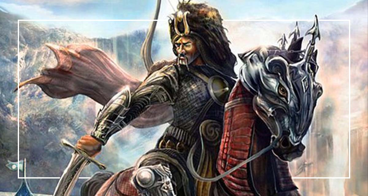 Türk Mitolojisi Test