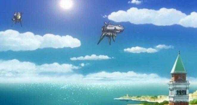 Aria the Animation anime incelemesi