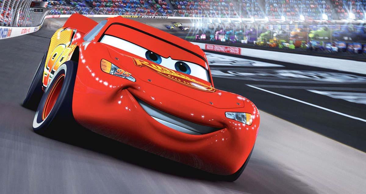 Cars dizisi Pixar