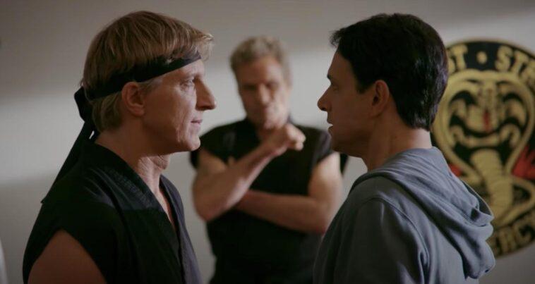 Cobra Kai 3. sezon fragmanı