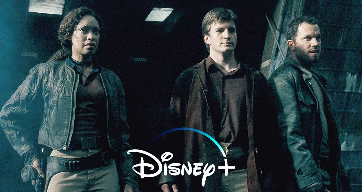 Firefly Disney+