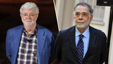 Francis Ford Coppola - George Lucas
