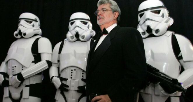 George Lucas Lucasfilm Disney