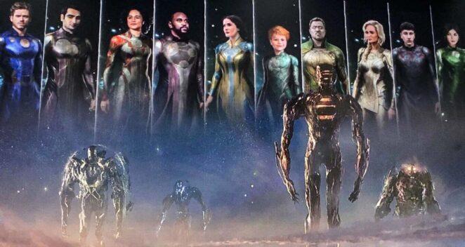 Marvel Eternals