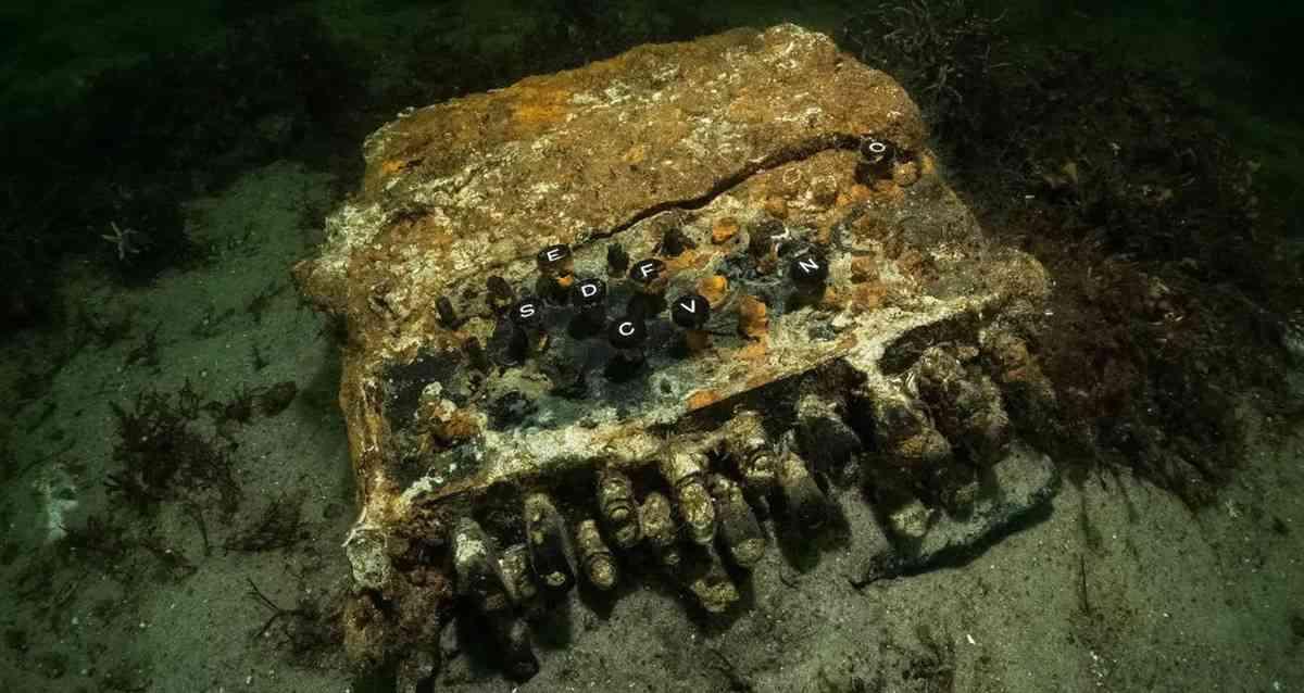 Nazi Enigma Makinesi