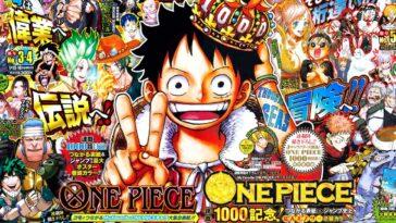 One Piece 1000. Bölümü Yayınlandı