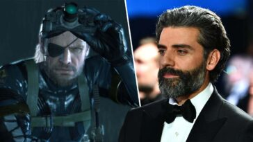Oscar Isaac Metal Gear Solid filmi