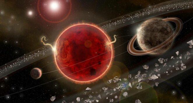 Proxima Centauri Tuhaf Radyo Sinyali Uzaylılar