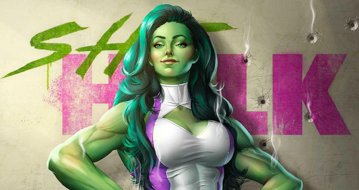 She-Hulk dizisi hukuk komedisi