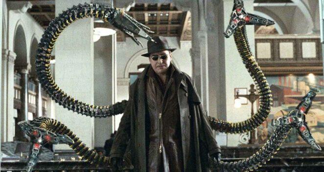 Spider-Man 3 Oyuncuları Doctor Octopus