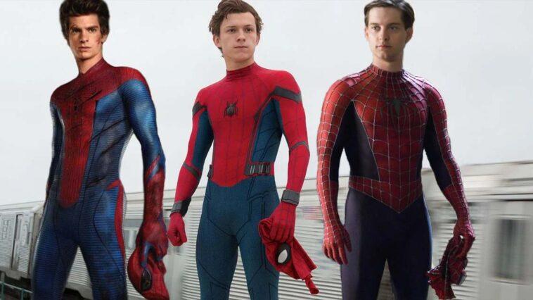 Spider-Man 3 oyuncuları eski karakter