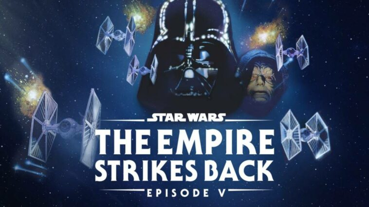 Star Wars: The Empire Strikes Back Kamera Arkası Görüntüleri