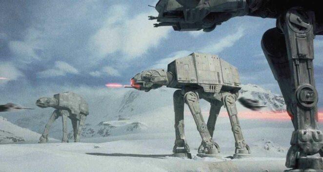 Star Wars: The Empire Strikes Back Kamera Arkası Görüntüleri