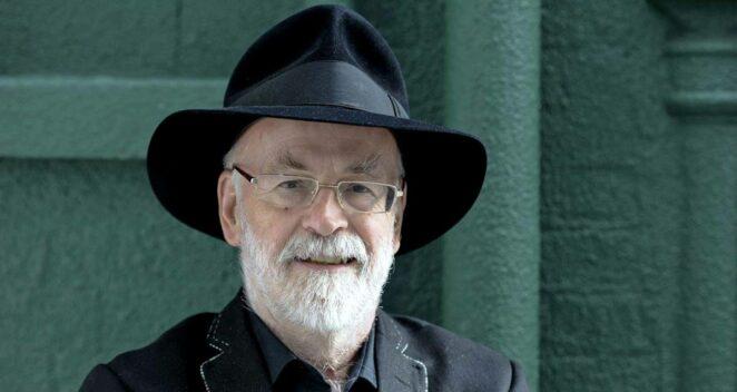 Terry Pratchett yazar yeni