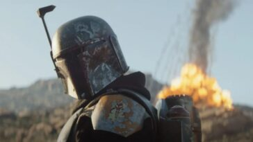 The Book of Boba Fett dizisi The Mandalorian 2. sezon