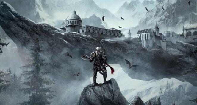 The Elder Scrolls Dizi Netflix
