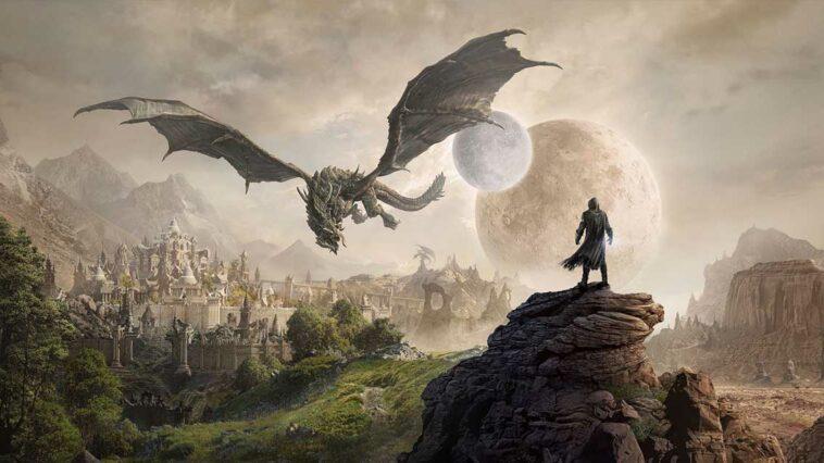 The Elder Scrolls Netflix dizi