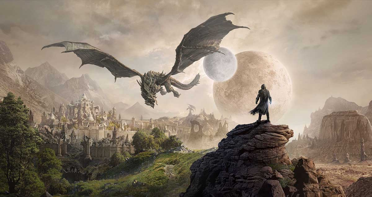 The Elder Scrolls Netflix dizi