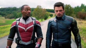 The Falcon and the Winter Soldier Fragman