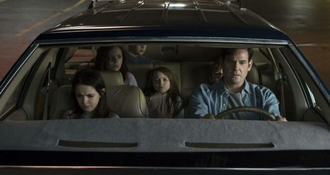 The Haunting 3. Sezon Netflix