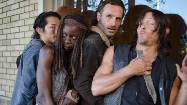 The Walking Dead Komedi Dizisi