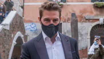 Tom Cruise Görevimiz Tehlike 7 Küfür