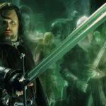 Viggo Mortensen Aragorn Yeni Yüzüklerin Efendisi Dizisi
