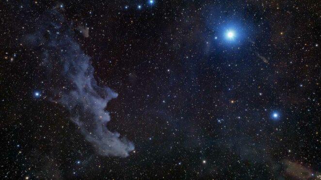 Witch Head Nebula (Cadı Başı Bulutsusu)