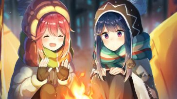 Yuru Camp inceleme anime