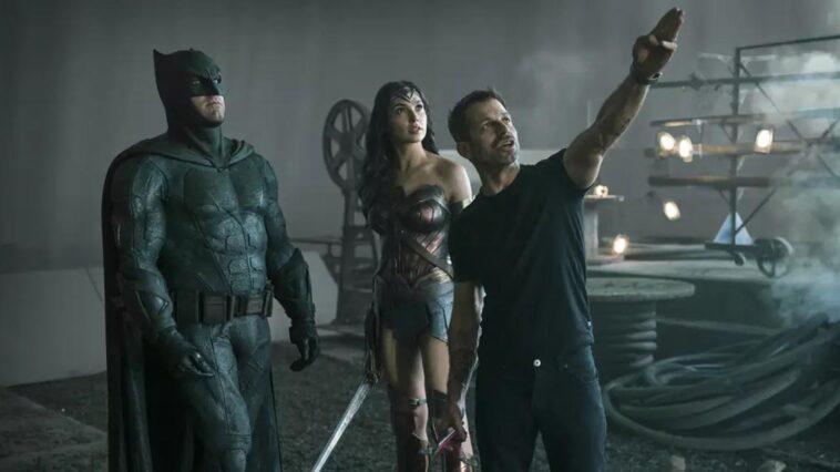 Zack Snyder's Justice League Çıkış Tarihi