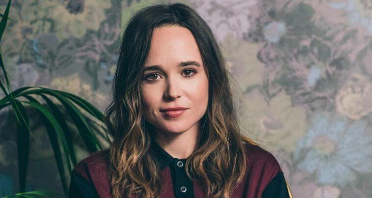 Ellen Page Trans