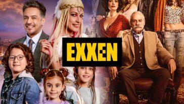 Exxen Dizileri Acun Ilıcalı