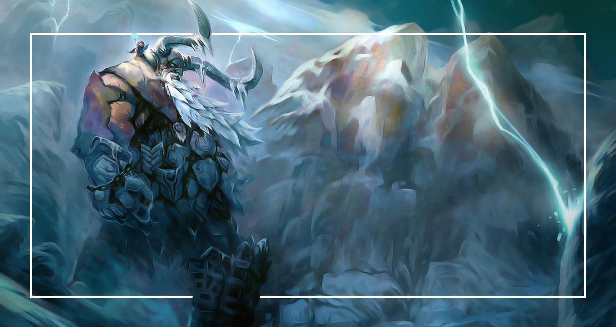 İskandinav Mitolojisi Testi