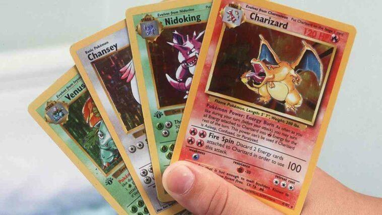 Nadir Pokemon Kartı Charizard