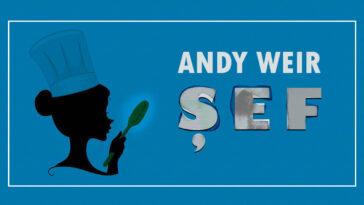 Şef - Andy Weir