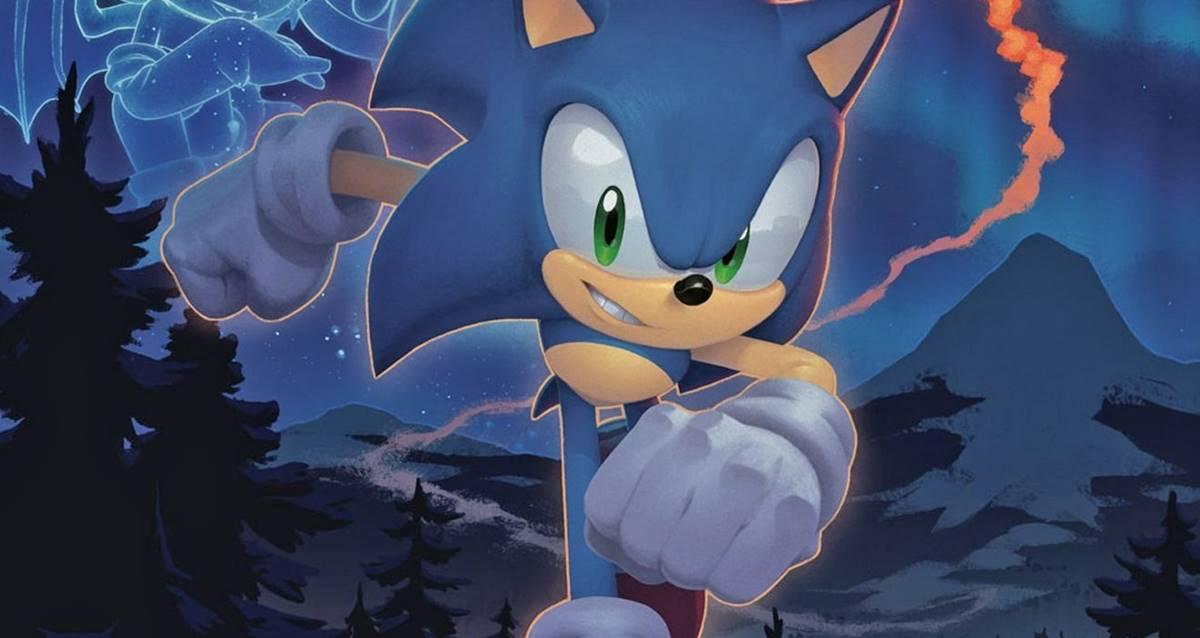 Sonic Netflix Animasyon Dizisi