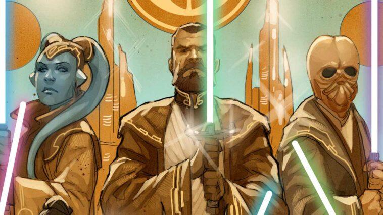 Star Wars: The High Republic animasyon dizisi