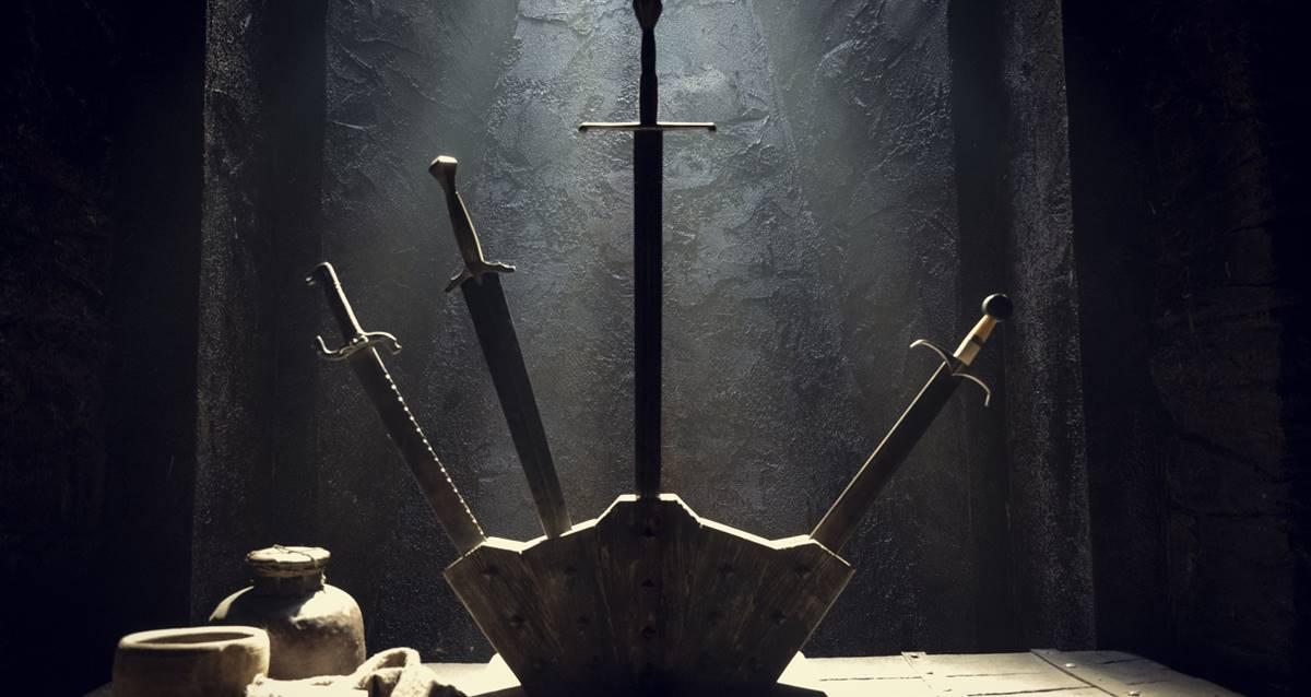 The Witcher 2. Sezon Set Görüntüleri