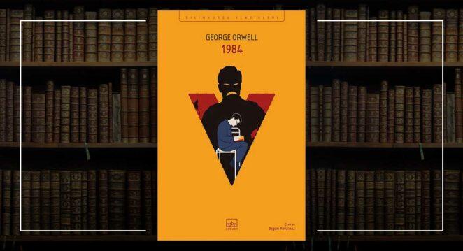 1984 george orwell ithaki yayınları