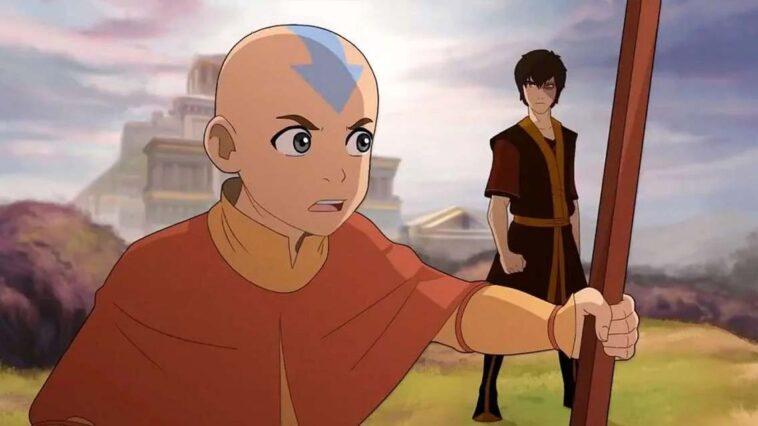 Avatar: The Last Airbender Canlı Aksiyon Dizisi