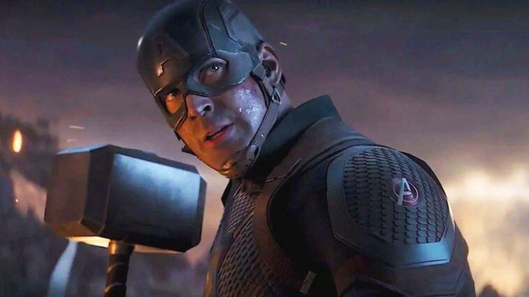 Chris Evans, Captain America Marvel