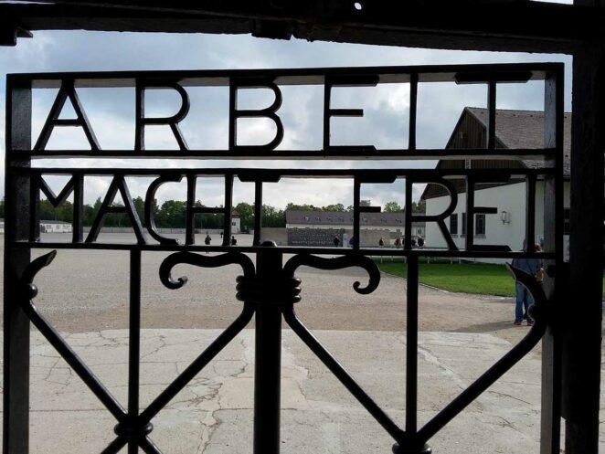 Dachau Toplama Kampı Münih