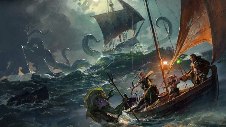 John Wick Yazarı Dungeons & Dragons Senaryosu
