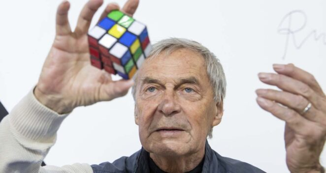 Erno Rubik Rübik Küp Filmi