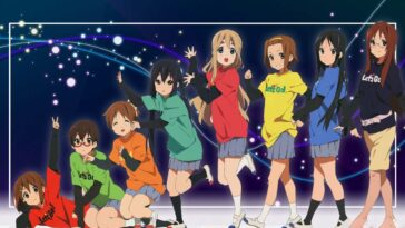 K-On anime inceleme