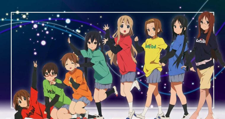 K-On anime inceleme