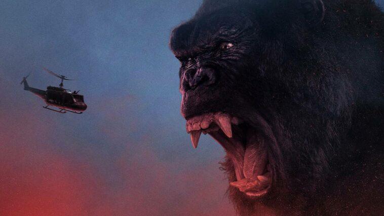 Kong Skull Island anime netflix dizisi